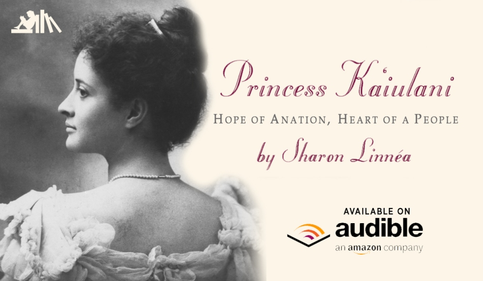 Princess Ka'iulani Audiobook Sharon Linnea