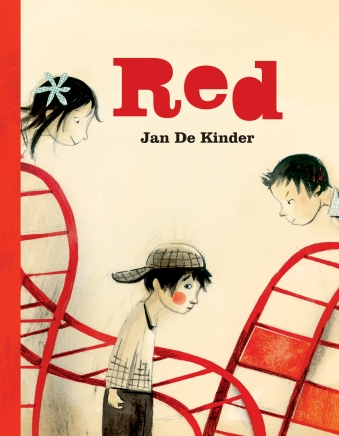 Red jan de kinder Illustrated picture books for children books kids literature kidlit