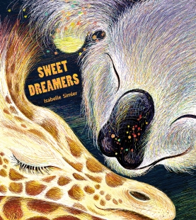 Sweet Dreamers isabele simler ilustrated Picture book kids books.jpg