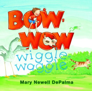 Bow-Wow Wiggle-Waggle childrens illustrated books kids