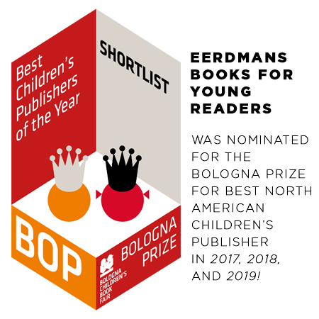 Eerdmans Books for Young Readers nominated for the Bologna Prize for Best North American Children's Publisher