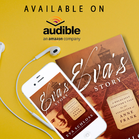 eva schloss audio book eva's story audiobook download
