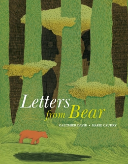 Letters from Bear childrens illustrated books kids, kids books, childrens books
