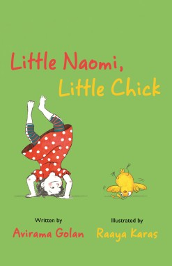 Little Naomi, Little Chick childrens illustrated books kids