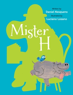 Mister H childrens illustrated books kids