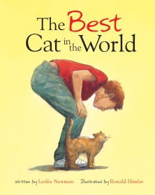 The Best Cat in the World childrens illustrated books kids