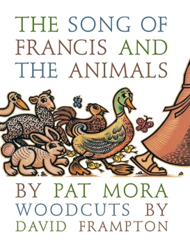The Song of Francis and the Animals childrens illustrated books kids