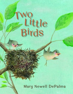Two Little Birds childrens illustrated books kids