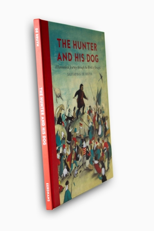 The Hunter nad His Dog illustrated picture book (1)