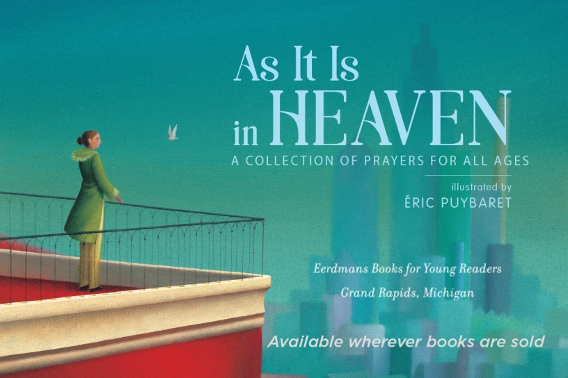 As In Heaven Picture book for kids