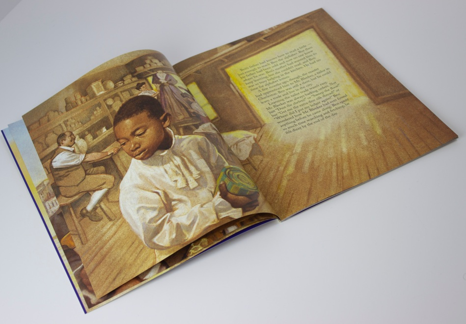 Ben and the Emancipation Proclamation  Written by Pat Sherman Illustrated by Floyd Cooper