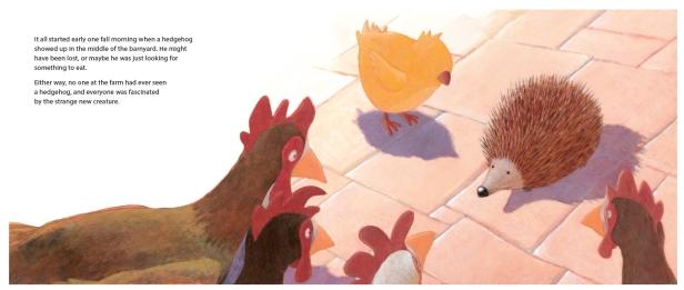 Jean-Francois Dumont Children's illustrated picture book kidlit