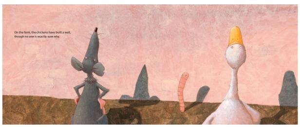 Jean-Francois Dumont Children's illustrated picture book