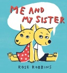 Me and My Sister children's book