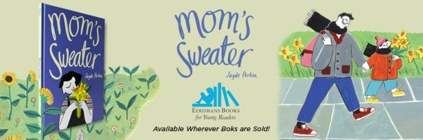 Mom's sweater kids book