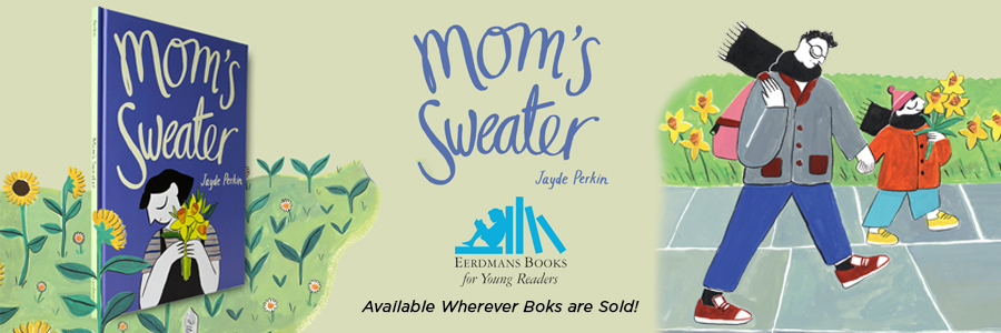 Mom's sweater kids book