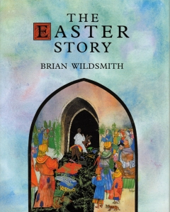 The Easter Story children book