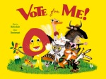 Vote for Me! Children's book