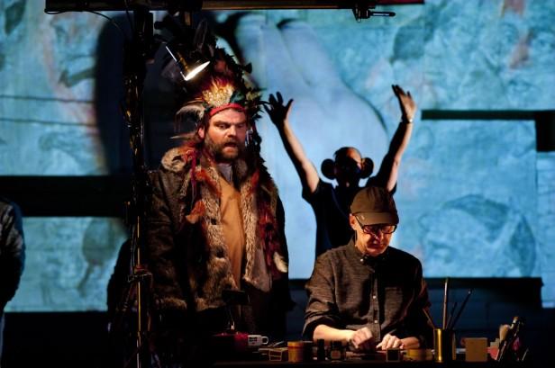 HETGEVOLG Belgium theater