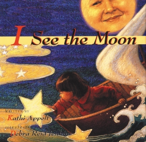 I See the Moon children's book