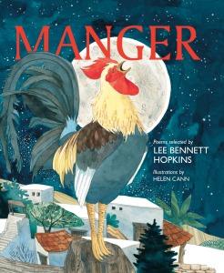 Manger children's book poems