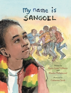 My Name is Sangoel children book for kids