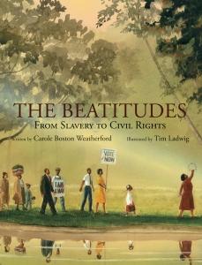 The Beatitudes children's books