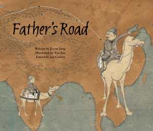 Father's Road children's book