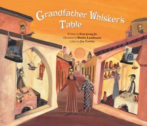Grandfather Whisker's Table children's books