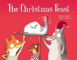 The Christmas Feast kids books about christmas