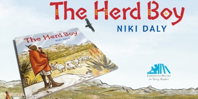 The Herd Boy Niki Daly Children's Book for kids