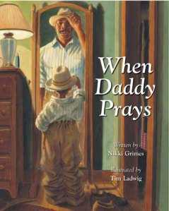 When Daddy Prays kids books