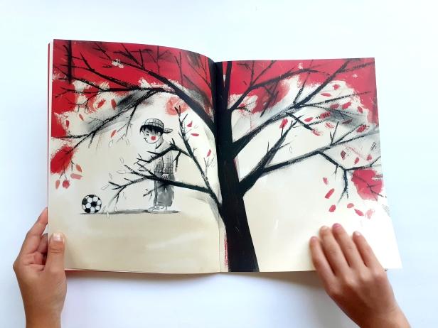 RED kids books award winning book