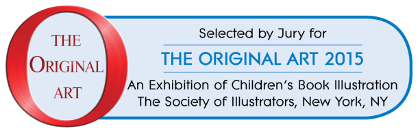 The Original Art | Society of Illustrators children's books