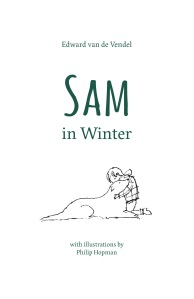 Sam in Winter childrens book