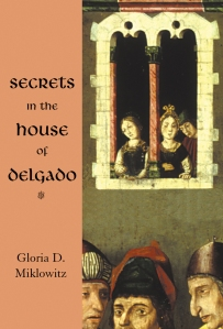 Secrets in the House of Delgado children book
