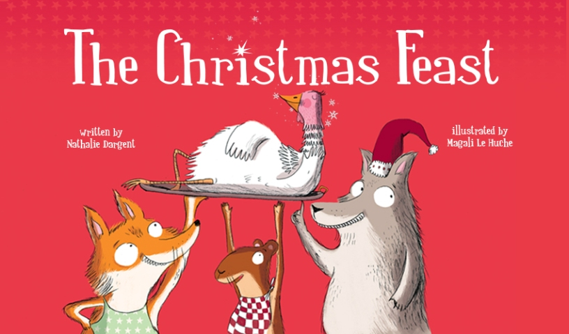 The Christmas Feast children's book