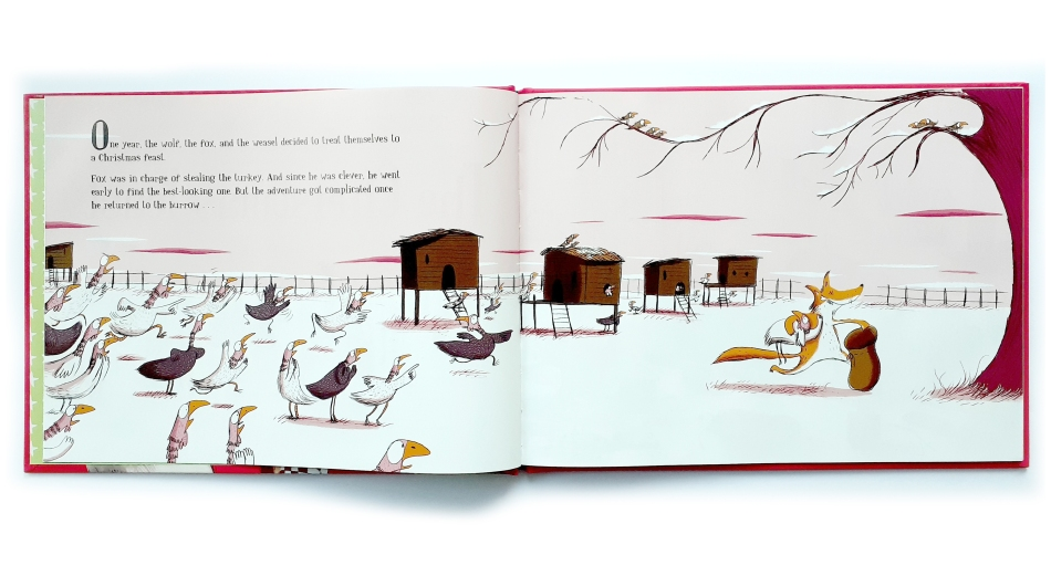 The Christmas Feastkids books about christmasfor children kids