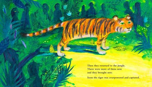The Last Tigerkids books