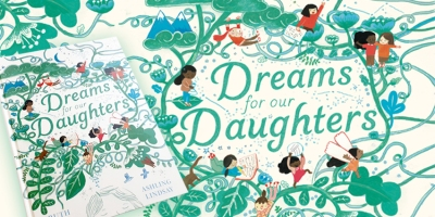 dreams of our daughters picture book for kids