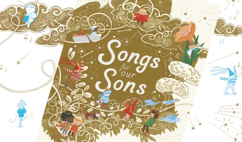 Songs for Our Sons Ruth Doyle Children's Books