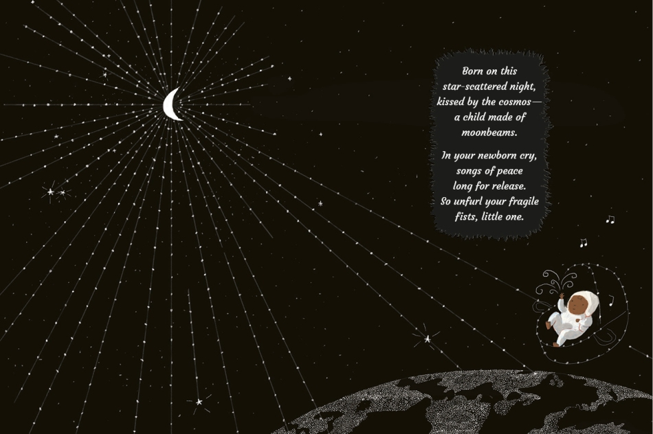 Songs for Our Sons Written by Ruth Doyle Illustrated by Ashling Lindsay picture book page 6-7