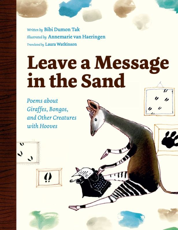 Leave a Message in the Sand