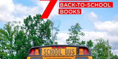 back to school children's books
