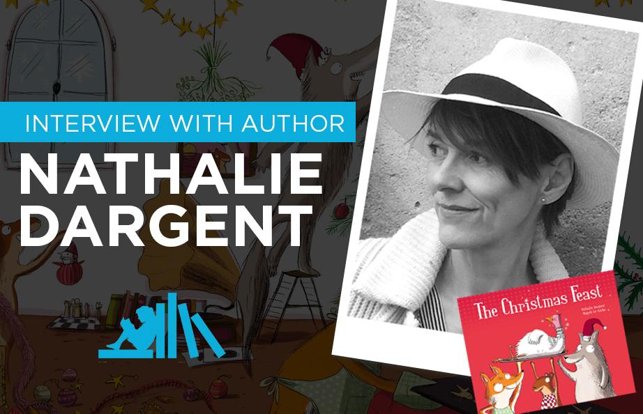 Interview with children's book author Nathalie Dargent