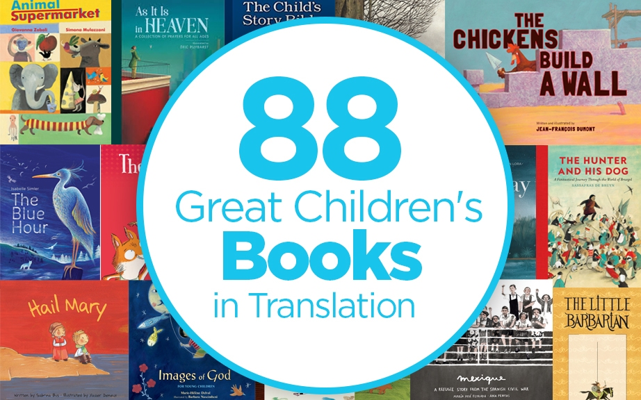 88 Great Translated Children's Picture Books