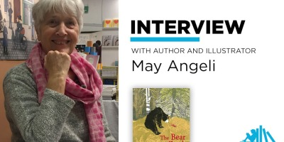 Interview with children's book author and Kids books illustrator May Angeli book