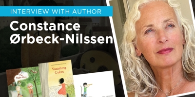 Interview with children's book author Constance
