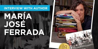 Interview with children's book author María Jose Ferrada