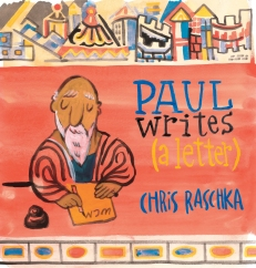 Paul Writes a Letter illustrated picture book for kids